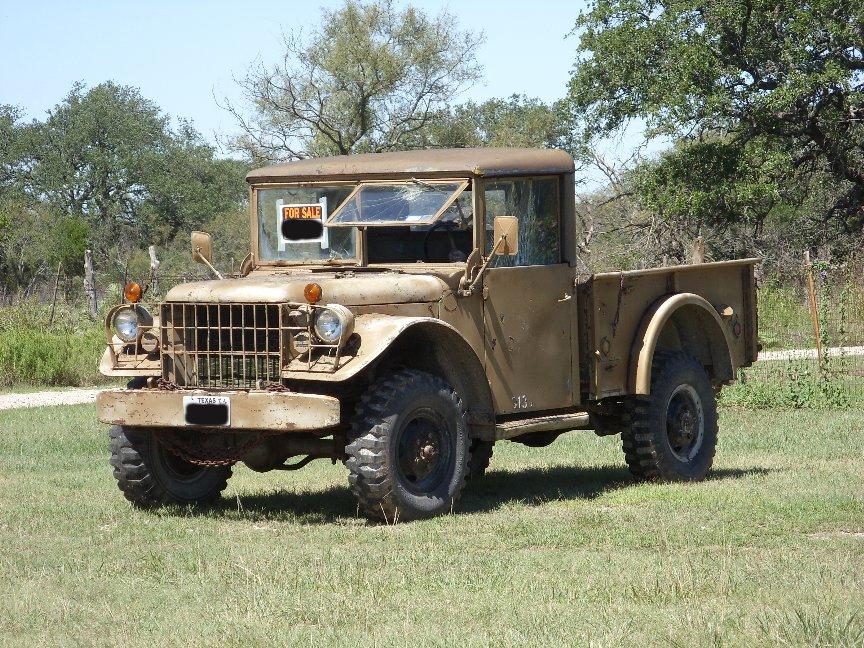 Dodge M37   Ops Shack